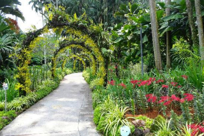 Beautiful Flower Gardens Of The World most beautiful botanical gardens in the world - taste full tours