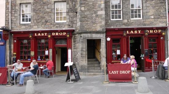 Top Pubs in Edinburgh