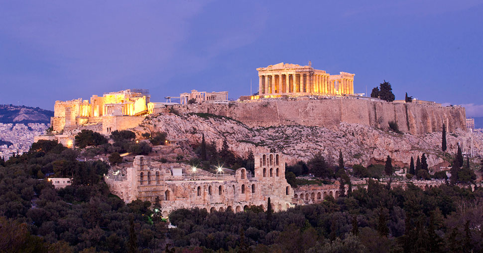 A Guide to Greece's Most Exciting Heritage Sites
