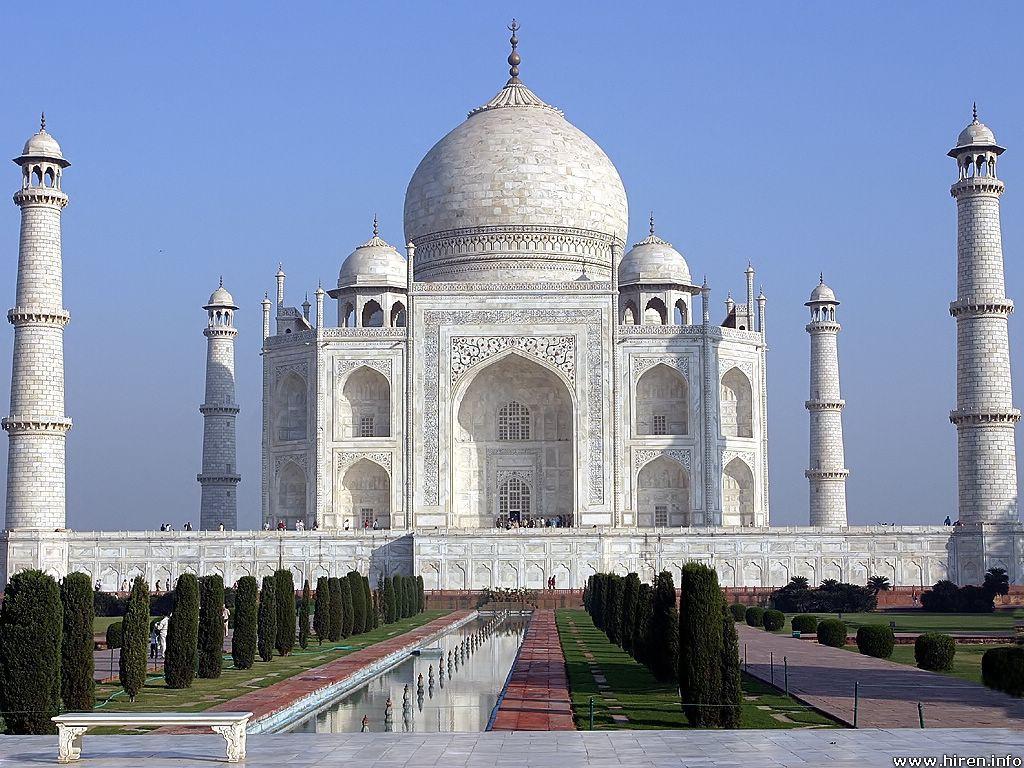 Taj Mahal Museum and Taj Mahal Garden