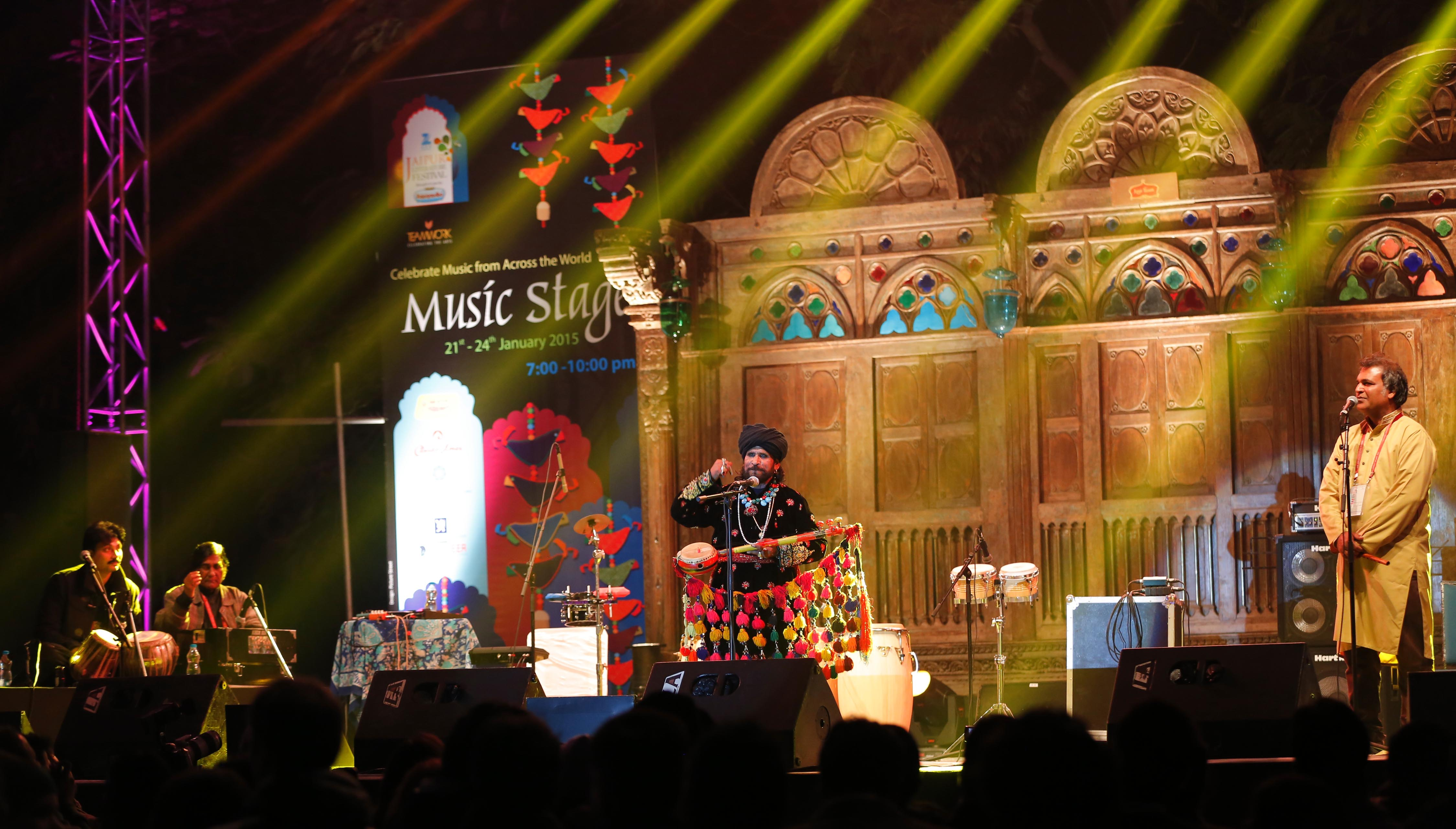 Literature and Music in Amritsar