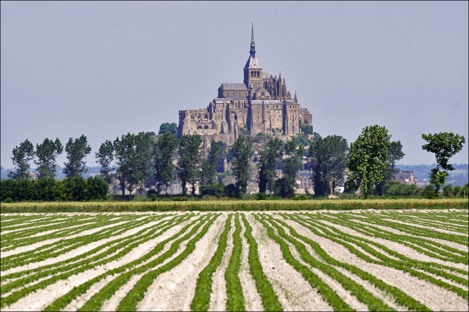 Beauty of Mont Saint-Michel