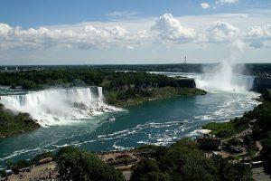 visit to Niagara Falls